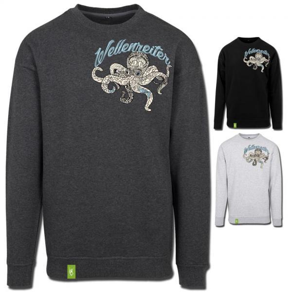 Wellenreiter Glow Sweater Männer