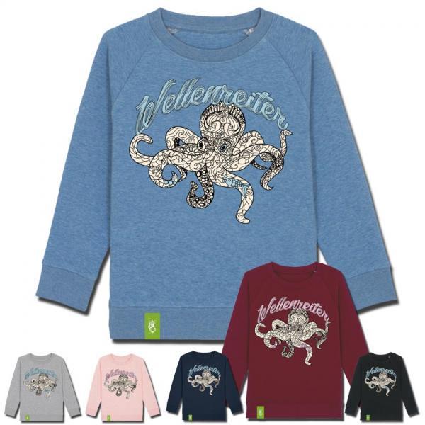 Wellenreiter Glow Sweater Kinder