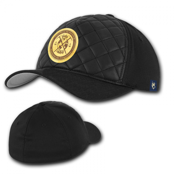Flora Gold Flexfit Cap
