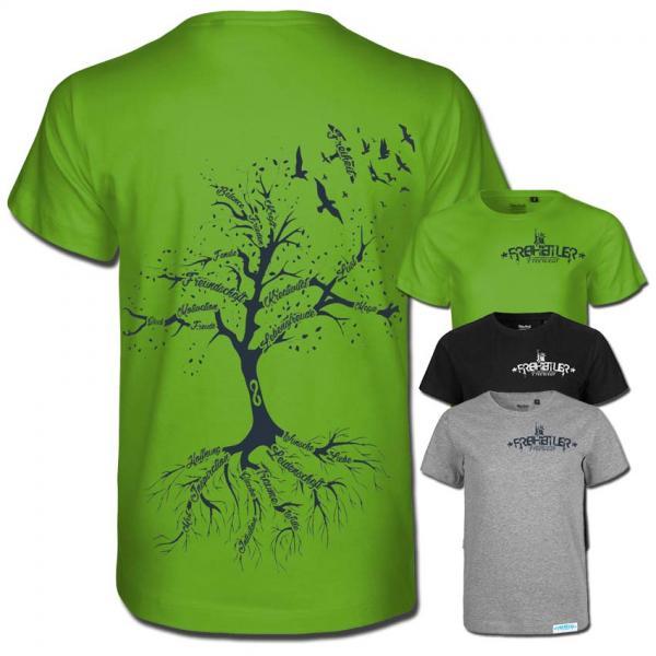 Nature Shirt Kids