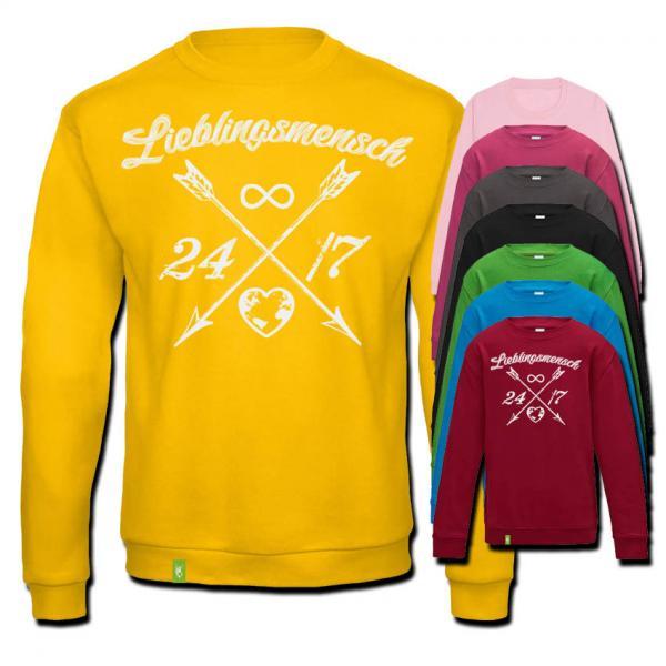 Lieblingsmensch Kids Sweater