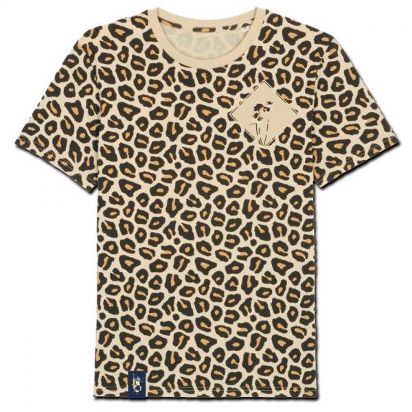 Leo Shirt Palmen Unisex
