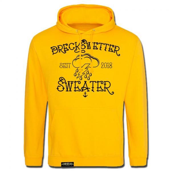 Dreckswetter Sweater Gold Unisex
