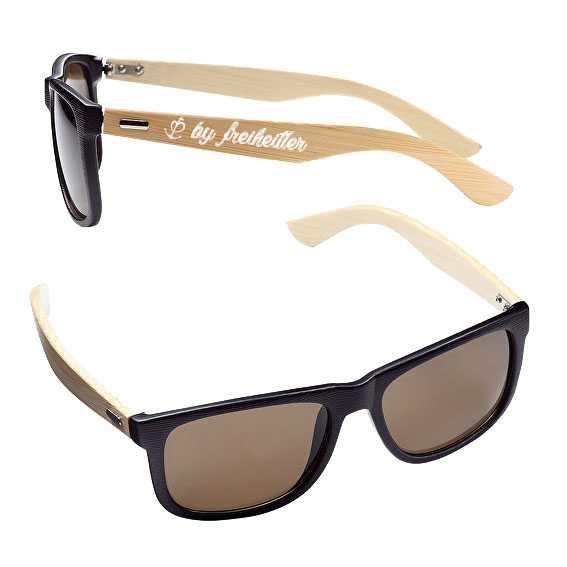 Echtholz Sonnenbrille