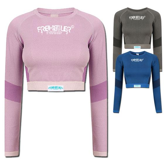 Sports Crop Girlie Seam