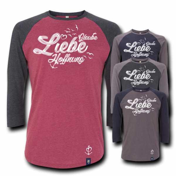 Glaube Liebe Hoffnung BB Shirt Frau