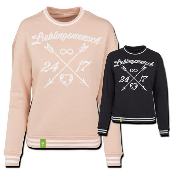 Lieblingsmensch Girl Sweater