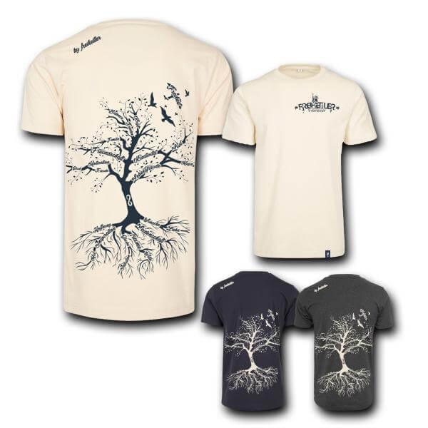 Nature Shirt Mann