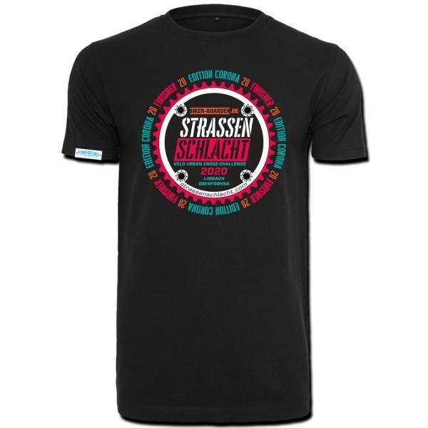 BIKER-BOARDER Strassenschlacht Finisher Shirt 2020