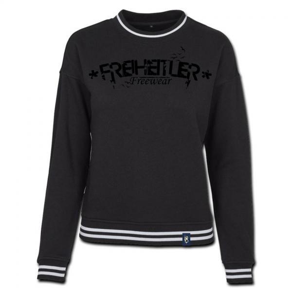 Black Sweater Frau