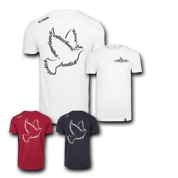 Taube Shirt Männer
