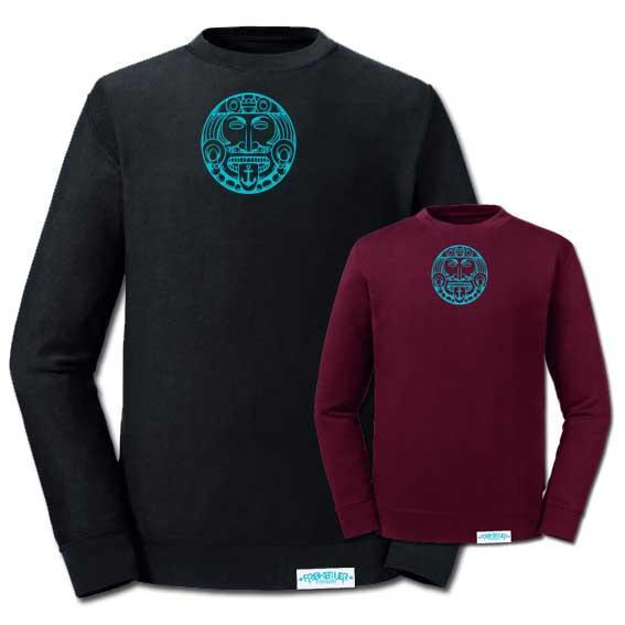 Inka Basic Ornament Bio Sweater
