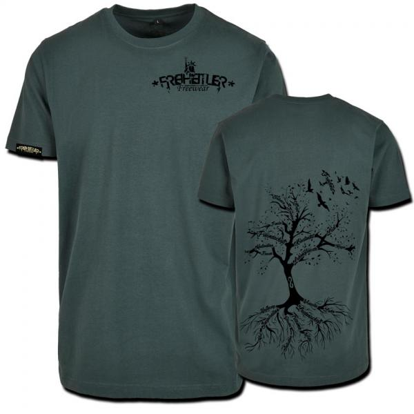 Nature Shirt Smaragd