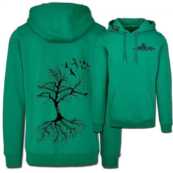 Nature Hoodie Green Unisex
