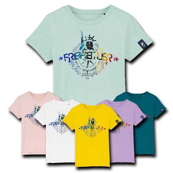 Kids Shirt Classic Iris