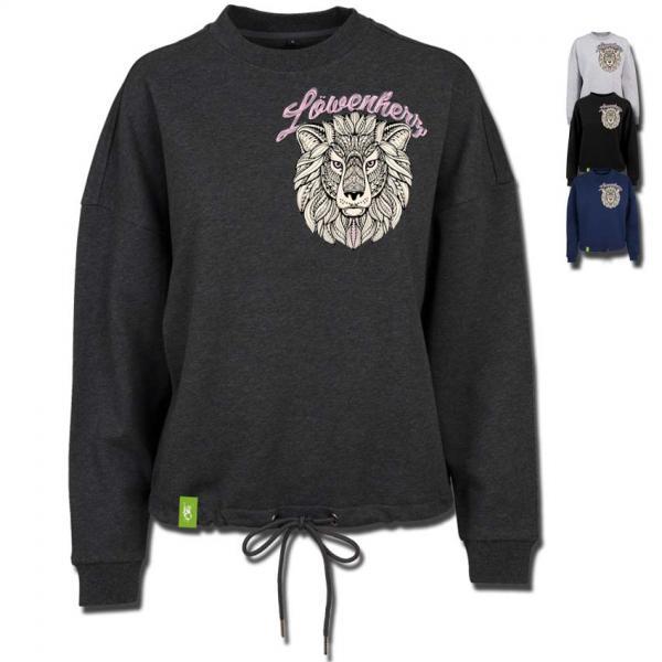 Löwenherz Glow Sweater Frauen