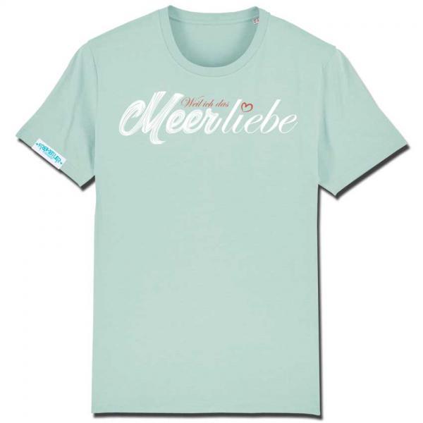 Bio Meer liebe Shirt Karibik