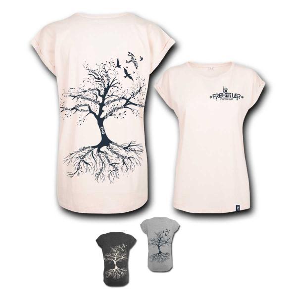 Nature Shirt Frau